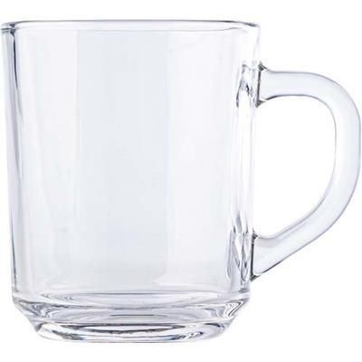 Picture of GLASS TEA MUG 260ML