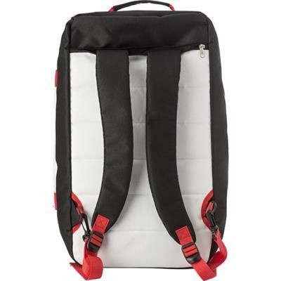 Picture of TRAVEL BAG BACKPACK RUCKSACK in White