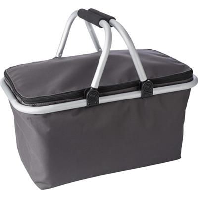 Picture of QUALITY GROCERIES COOLER BASKET in Grey