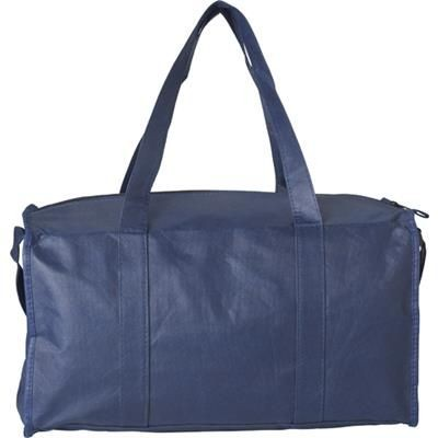 Picture of NON-WOVEN SPORTS BAG in Blue