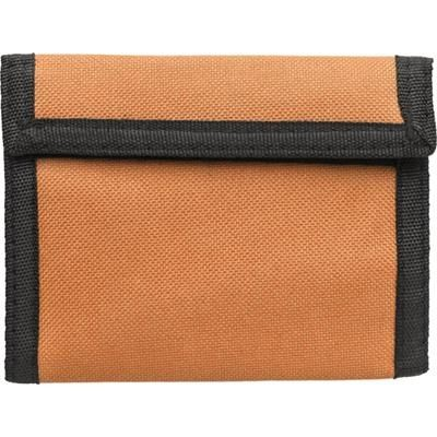 Picture of WALLET in Orange