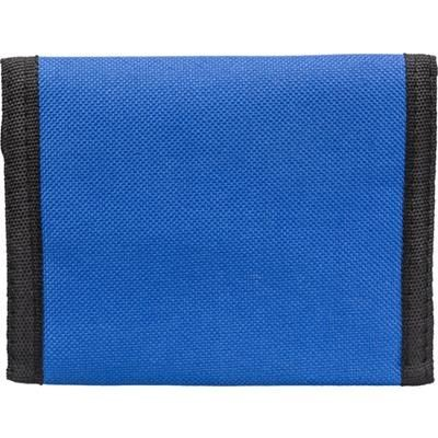 Picture of WALLET in Cobalt Blue