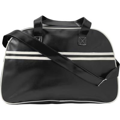 Picture of PVC SPORTS BAG in Black