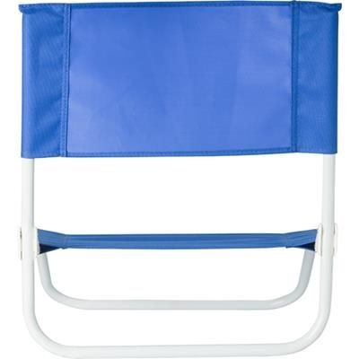 Picture of FOLDING BEACH CHAIR in Cobalt Blue