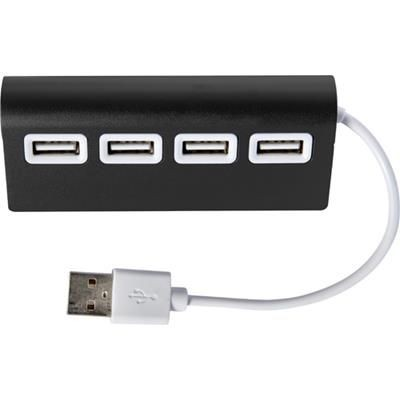Picture of ALUMINIUM METAL USB HUB with 4 Ports
