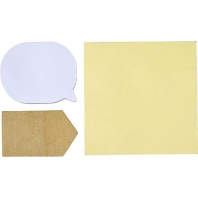 Picture of POUCH with 3 Types of Sticky Notes