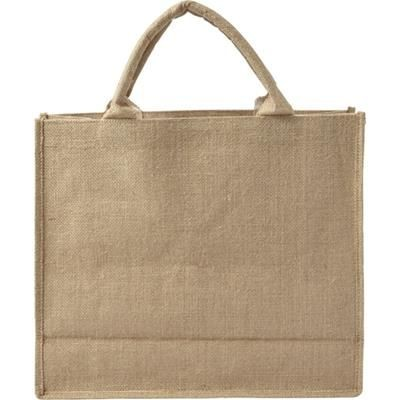 Picture of JUTE CARRY-SHOPPING BAG