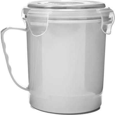 Picture of PLASTIC MICROWAVE CUP (720 ML)