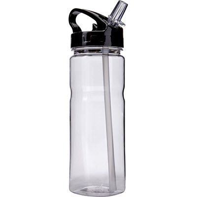 Picture of CLEAR TRANSPARENT WATER BOTTLE 550ML