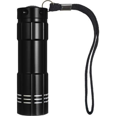 Picture of ALUMINIUM TORCH with Nine LED Bulbs