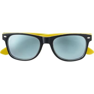 Picture of PLASTIC SUNGLASSES with Uv400 protection