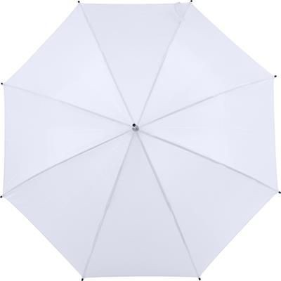Picture of AUTOMATIC UMBRELLA in White