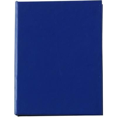 Picture of STICKY NOTE & FLAG PAGE MARKER SET in Blue
