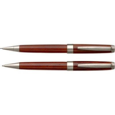 Picture of ROSEWOOD WOOD PEN SET