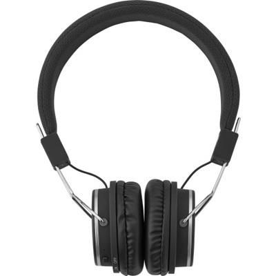 Picture of CORDLESS FOLDING HEADPHONES in Black