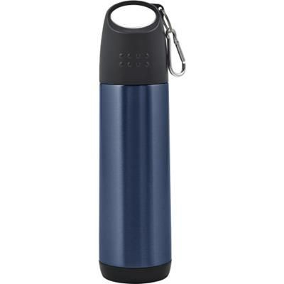 Picture of DOUBLE WALLED THERMOS BOTTLE 500ML in Light Blue