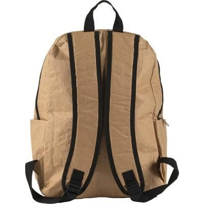 Picture of LAMINATED PAPER COOLING BACKPACK RUCKSACK