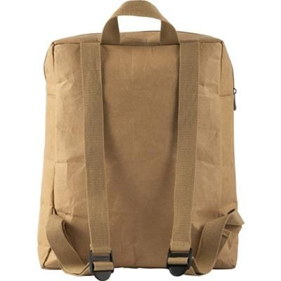 Picture of LAMINATED PAPER BACKPACK RUCKSACK