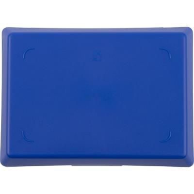 Picture of PLASTIC LUNCH BOX in Cobalt