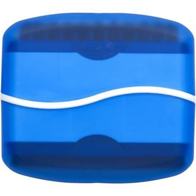 Picture of PLASTIC LCD COMPUTER MONITOR CLEANER & BRUSH in Blue