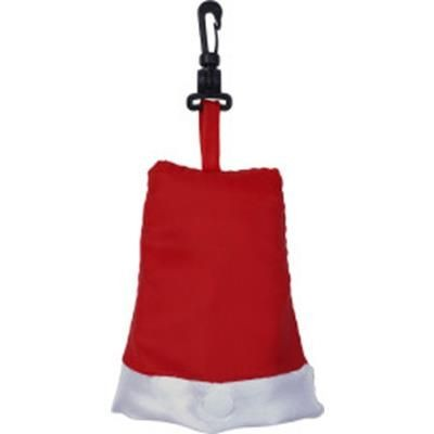 Picture of FOLDING CHRISTMAS SHOPPER TOTE BAG