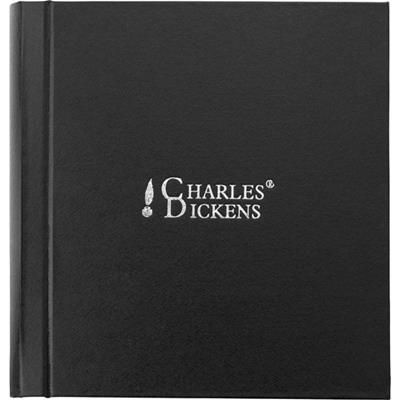 Picture of CHARLES DICKENS® WRITING SET in Black includes Mechanical Propelling Pencil 0