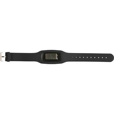 Picture of PEDOMETER with Silicon Wrist Band