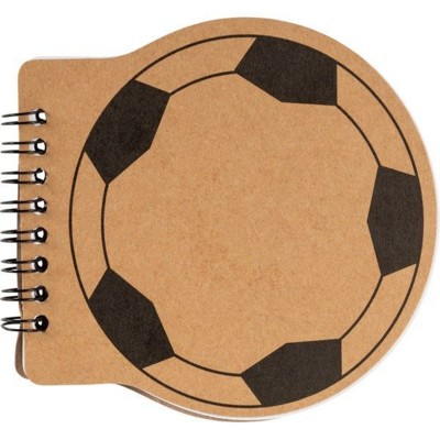 Picture of FOOTBALL NOTE BOOK