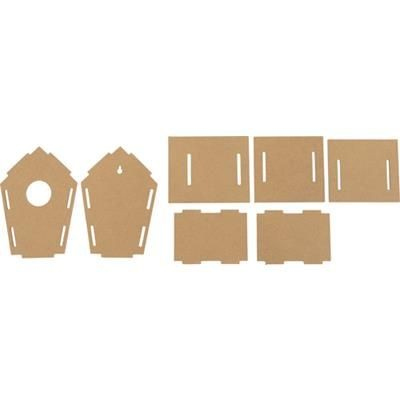 Picture of MDF BIRDHOUSE KIT