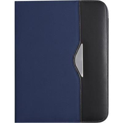 Picture of A4 CONFERENCE FOLDER & BLUE & BLACK
