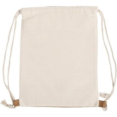 Picture of COTTON BACKPACK RUCKSACK