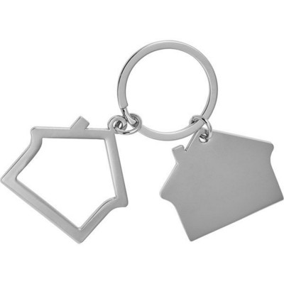 Picture of HOUSE KEYRING CHAIN
