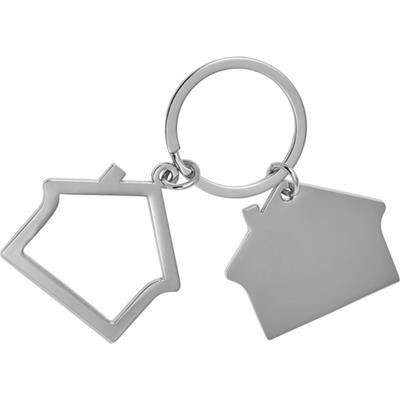 Picture of ZINC ALLOY HOUSE KEYRING CHAIN