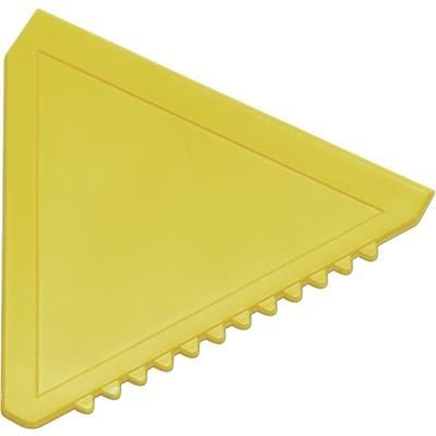 Picture of ICE SCRAPER in Yellow