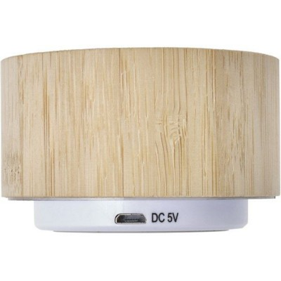 Picture of BAMBOO CORDLESS SPEAKER