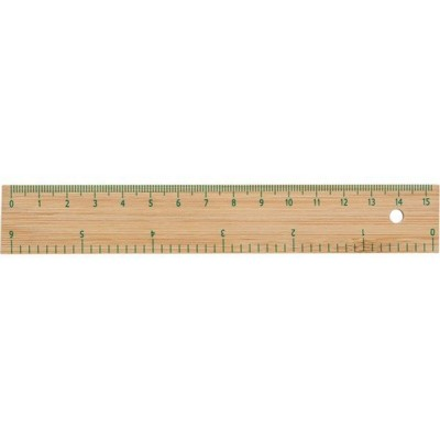 Picture of BAMBOO RULER