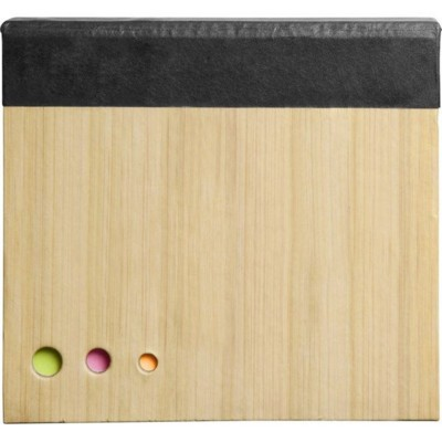 Picture of NOTE CUBE BLOCK with Sticky Notes