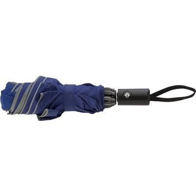 Picture of FOLDING AND REVERSIBLE AUTOMATIC UMBRELLA in Black