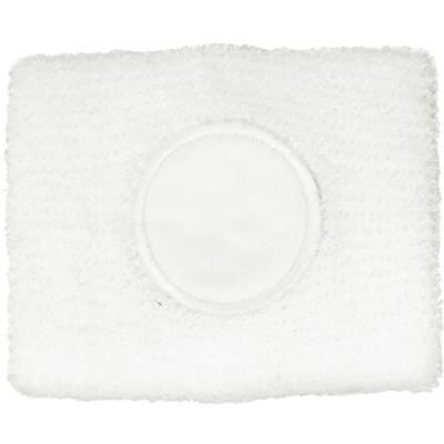 Picture of COTTON WRIST SWEAT BAND in White