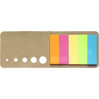 Picture of STICKY NOTE PAD HOLDER in Natural