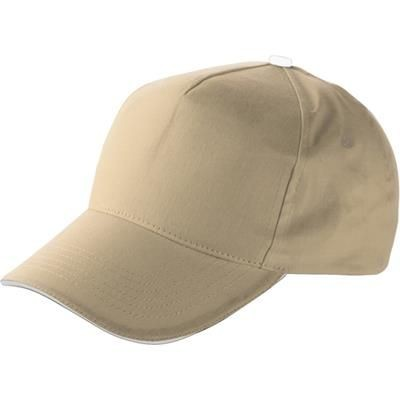 Picture of ANFIELD BASEBALL CAP in Khaki