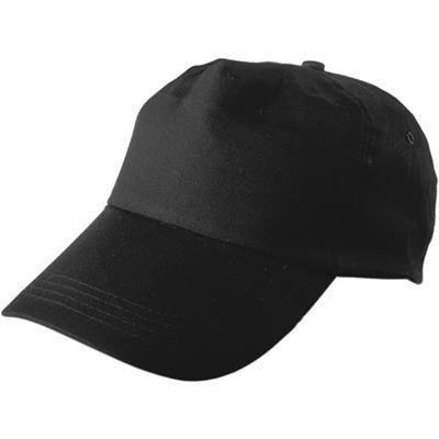 Picture of PORTMAN BASEBALL CAP in Black