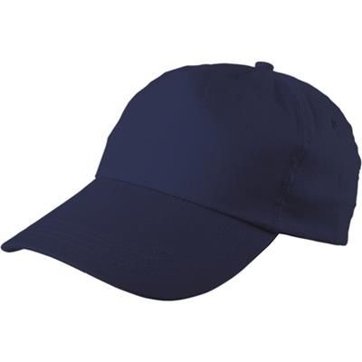 Picture of PORTMAN BASEBALL CAP in Blue
