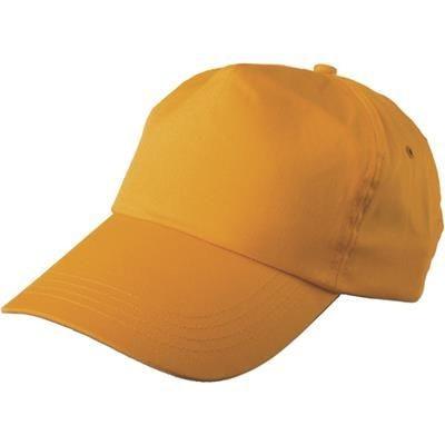 Picture of PORTMAN BASEBALL CAP in Orange