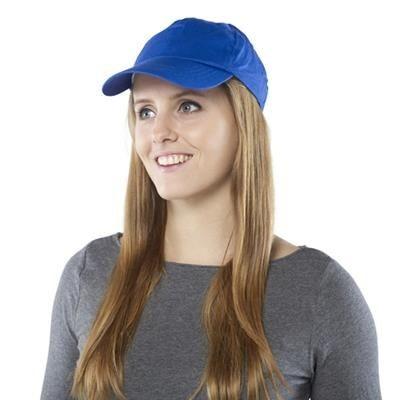 Picture of PORTMAN BASEBALL CAP in Cobalt Blue