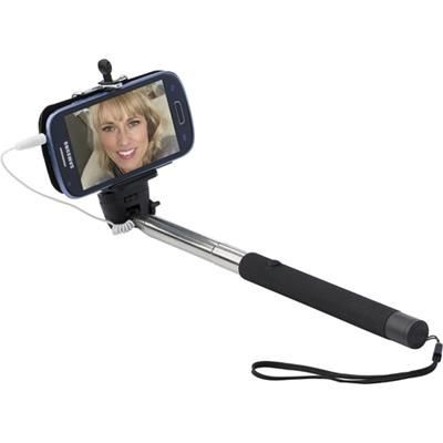 Picture of SELFIE STICK with Push Button in Black