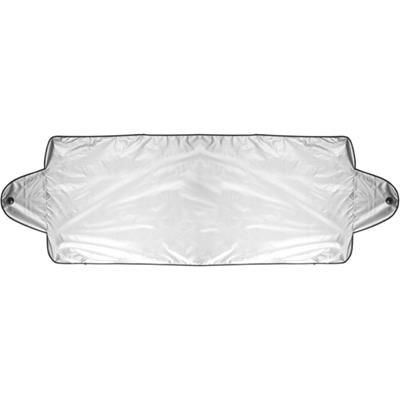 Picture of NYLON CAR WINDSCREEN COVER in Silver