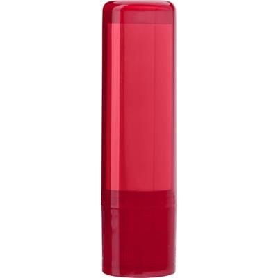 Picture of LIP BALM TUBE in Translucent Red