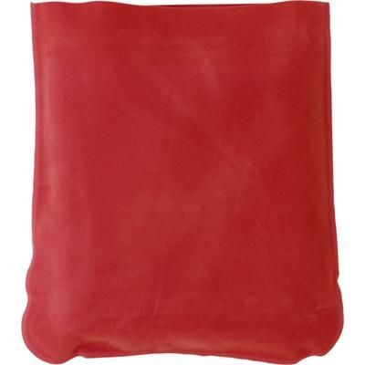Picture of INFLATABLE TRAVEL CUSHION in Red