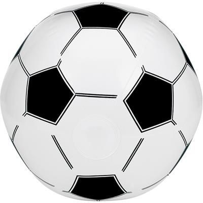 Picture of INFLATABLE FOOTBALL in White